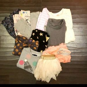 Girls size 6/7 Lot of clothing continued